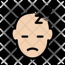 Sleep Patient Rest Icon