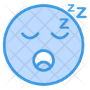 Sleep Sleeping Sleepy Icon