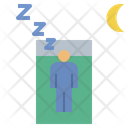 Dream Nap Night Icon