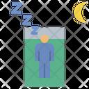 Dream Nap Night Icon