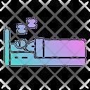 Sleep Sleeping Bed Icon