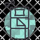 Sleep Sleeping Bag Icon