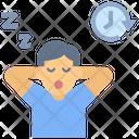 Rest Sleep Nap Icon
