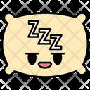 Sleep Sleeping Pillow Icon