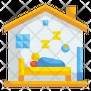 Sleep Healthcare Sleeping Icon