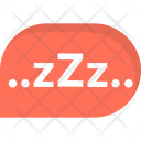 Sleep Resting Dream Icon
