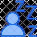 Sleep Sleeping Feedback Icon