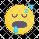 Sleep Asleep Dream Icon