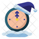 Sleep Clock Sleeping Icon