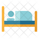 Sleep Sleeping Hotel Icon