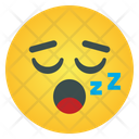 Sleep Emoticon Icon