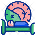 Sleep Bed Time Icon