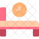 Sleep Time Bed Icon