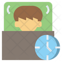 Sleep Bed Slumber Icon