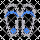 Sandal Sleeper Footwear Icon
