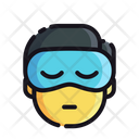 Sleeping Eye Mask Sleeping Mask Icon