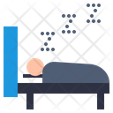 Sleeping Nap Snooze Icon