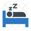 Sleep Bed Rest Icon