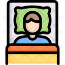 Sleeping Bedroom Sleep Icon