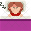 Sleeping Sleep Bed Icon
