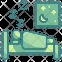 Sleeping Sleep Sleepy Icon