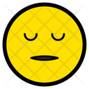 Sleeping Tired Face Icon