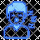 Sleeping Sleep Bed Icon