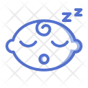 Sleeping Baby Icon