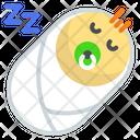 Sleeping Baby Sleep Baby Icon