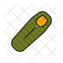Sleeping Bag Icon
