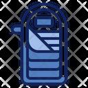 Sleeping Bag Hiking Icon