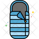 Msleeping Bag Sleeping Bag Sleeping Icon
