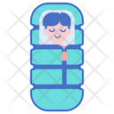 Msleeping Bag Icon