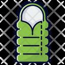 Sleeping Bag Sleep Outoor Icon