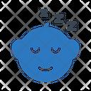Sleep Child Kid Icon