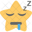Sleeping Face Icon