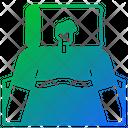Sleeping Man Icon