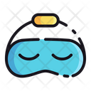 Sleeping Mask Eye Mask Sleep Mask Icon