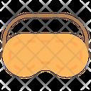 Sleeping Mask Icon