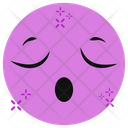 Sleepless Emoticon Icon