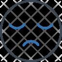 Sleepy Sluggish Slack Icon