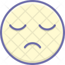Sleepy Sluggish Slack Icon