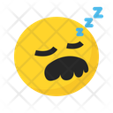 Sleepy Sleeping Sleep Icon