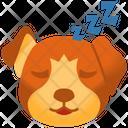 Sleepy Emoji Emoticon Icon