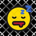 Sleepy Icon