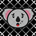 Sleepy Koala Icon