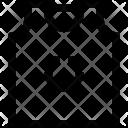 Sleeveless Tshirt Icon