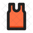 Sleeveless Shirt Shirt Cloth Icon