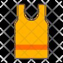 Sleeveless Shirt Fashion Shirt Icon
