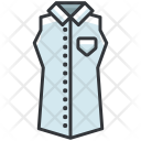 Sleeveless shirt Icon